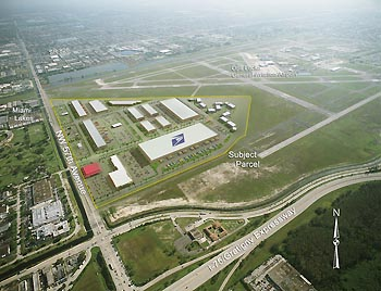 AVE - Aviation & Commerce Center - click for more information