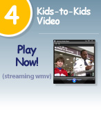 TSA Video - Kids-to-Kids Video