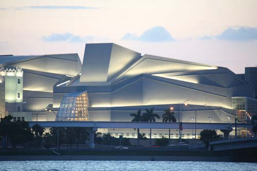 Arsht Center - photo by GMCVB