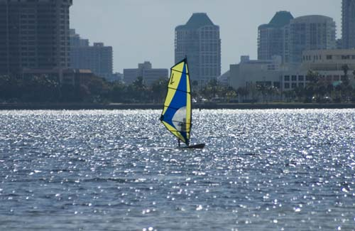 Key Biscayne Windsurfing - photo by GMCVB