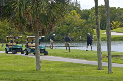 Key Biscayne Golf - photo by GMCVB