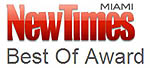 Miami New Times - Best Of Awards