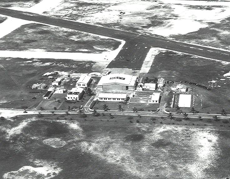 By 1939 this facility encompassed some 350 acres with a hangar, two paved runways and about a dozen small buildings, most of which still exist.