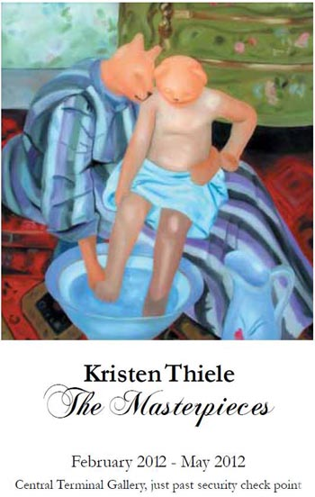 The Masterpieces, by Kristen Thiele - click to view exhibit's information