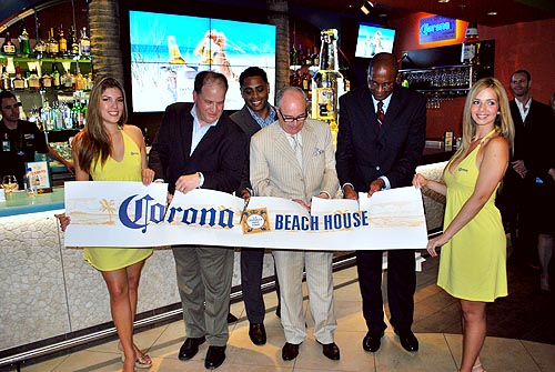 CORONA BEACH HOUSE AT MIA CELEBRATES GRAND OPENING ON CINCO DE MAYO