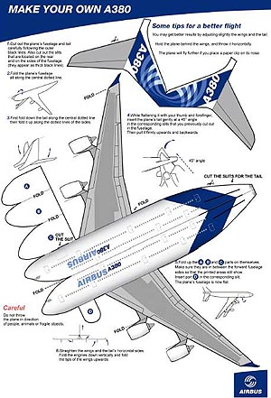 Airbus -- Make your Own A380