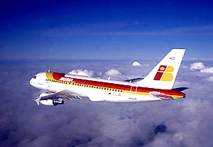 Direct Iberia Transatlantic Flighs from Barcelona to MIA